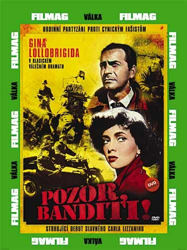 Pozor, banditi! - DVD