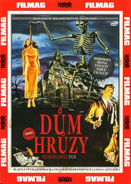 Dům hrůzy - DVD pošetka