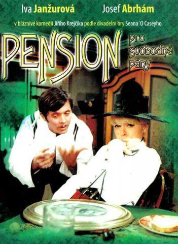 Pension pro svobodné pány - DVD