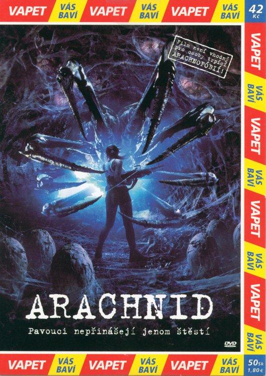 Arachnid - DVD pošetka