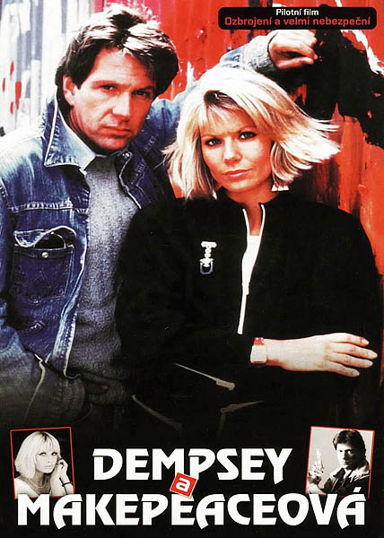 Dempsey a Makepeaceová - Ozbrojení a velmi nebezpeční - DVD