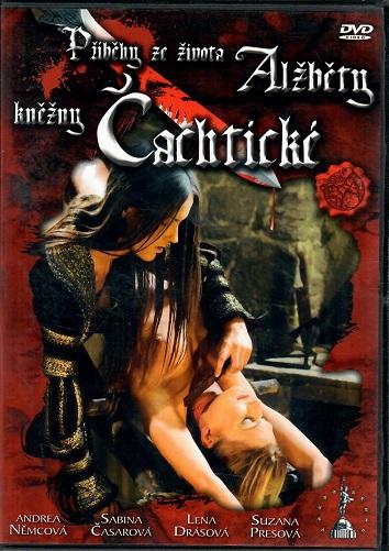Příběhy ze života Alžběty, kněžny Čachtické ( plast ) DVD