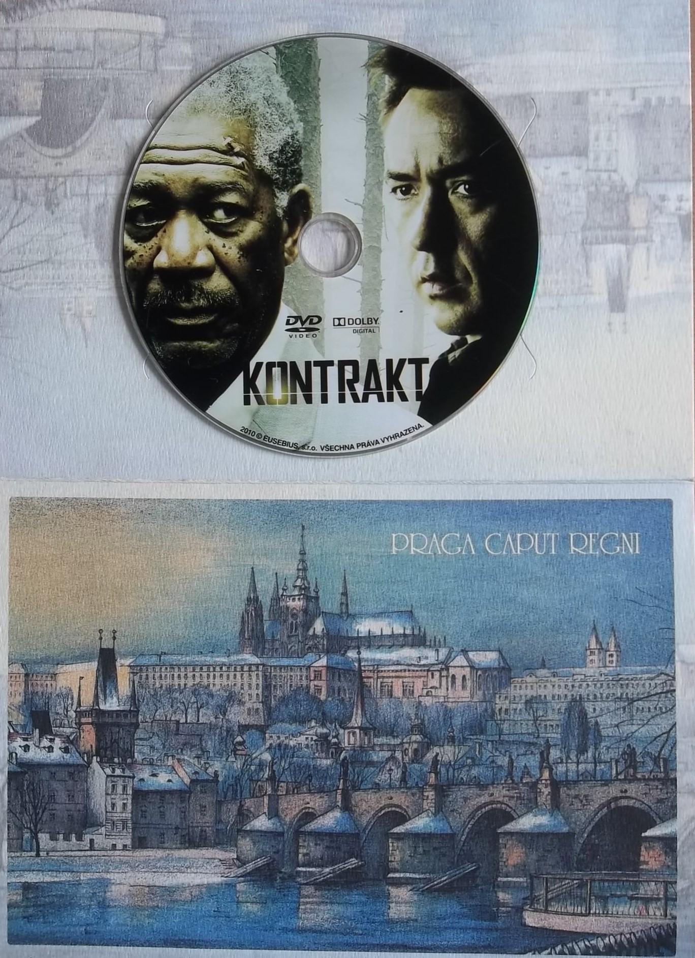 Kontrakt -dárková obálka - DVD