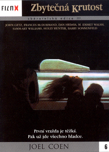 Zbytečná krutost - digipack DVD filmX