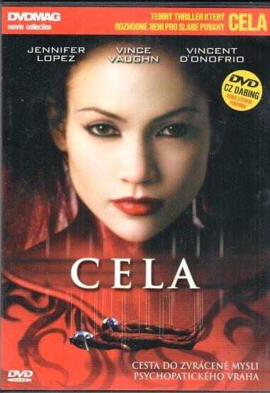 Cela ( plast ) - DVD