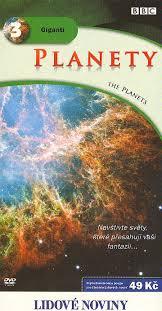 Planety 3 - Giganti - DVD