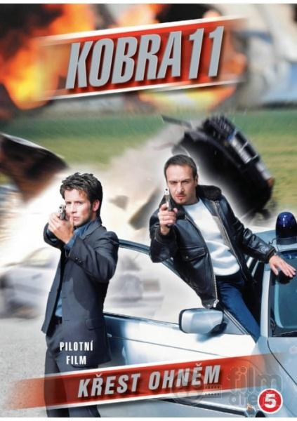 Kobra 11 - Křest ohněm - DVD
