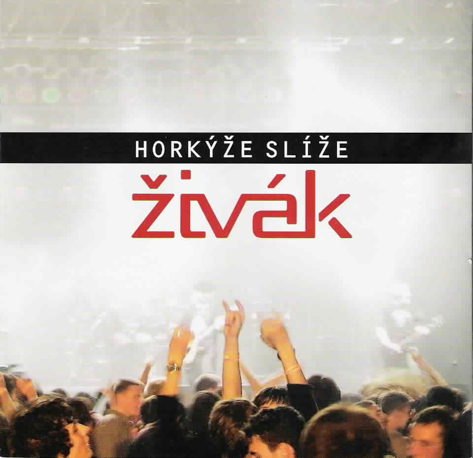 Horkýže slíže - Živák - DVD