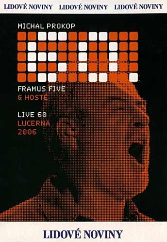 Michal Prokop - Live 60 - DVD