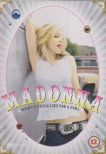 Madonna: What It Feels Like For A Girl - DVD