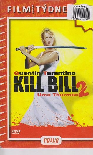 Kill Bill 2 ( pošetka ) - DVD