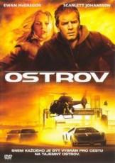 Ostrov (Ewan McGregor, Scarlett Johansson) - DVD pošetka