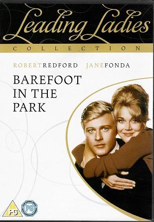 Barefoot in the Park / Bosé nohy v parku  ( originální znění, titulky CZ ) plast DVD