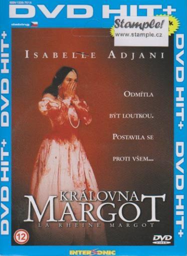 Královna Margot - DVD