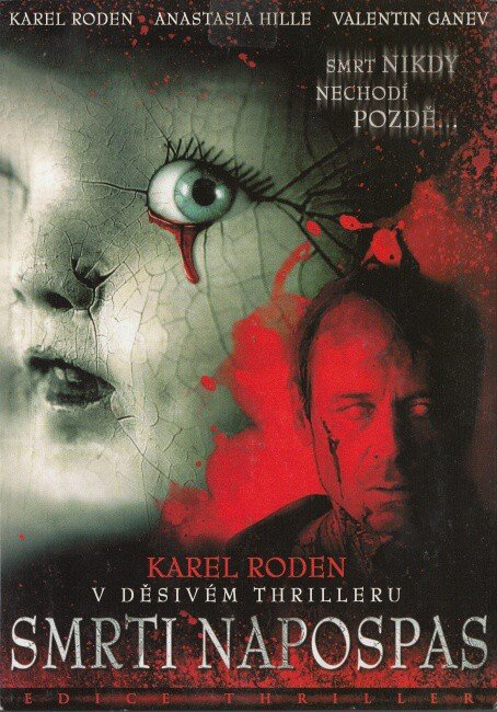 Smrti napospas - DVD