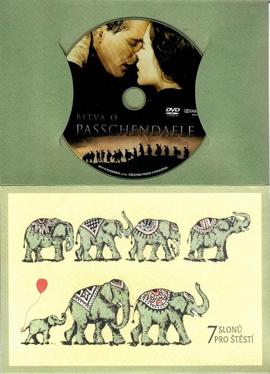 Bitva o Passchandaele ( dárková papír obálka ) DVD