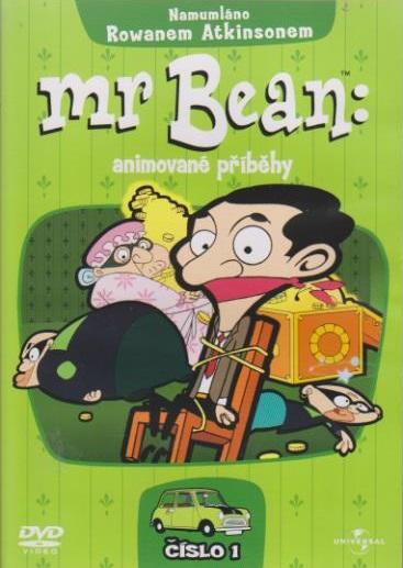 Mr. Bean - animované příběhy ( slim ) DVD