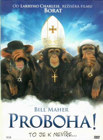 Proboha! - digipack DVD