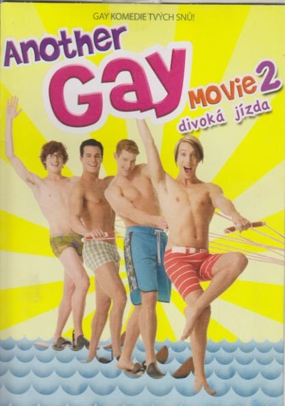Another gay movie 2 - DVD