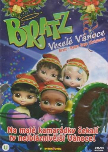 Bratz 6: Veselé Vánoce - DVD
