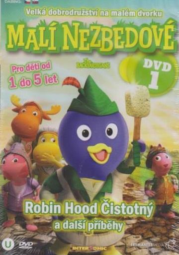 Malí nezbedové 1 DVD