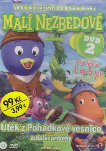 Malí nezbedové 2 DVD
