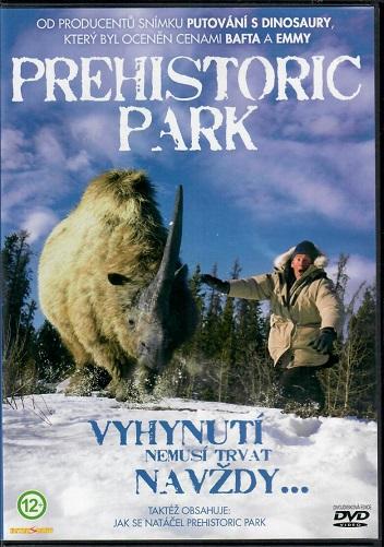 Prehistoric park 2 DVD ( originální znění, titulky CZ ) plast DVD
