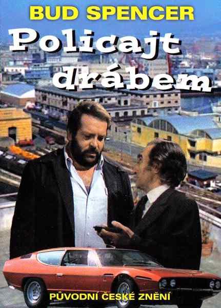 Policajt drábem ( pošetka ) DVD