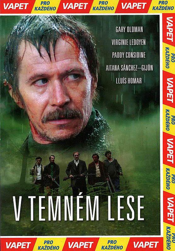 V temném lese - DVD