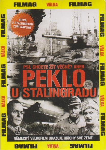 Peklo u Stalingradu aneb Psi, chcete žít věčně? - DVD