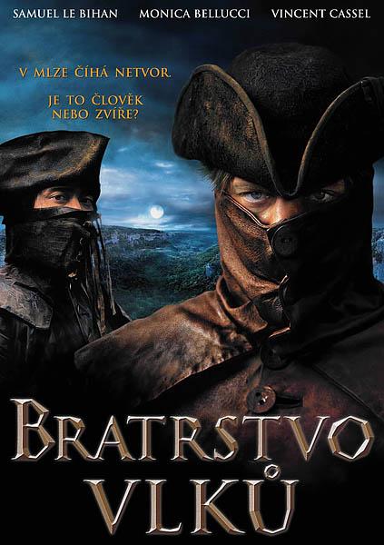 Bratrstvo vlků - DVD