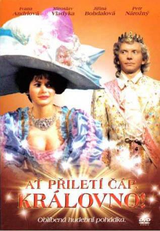 Ať přiletí čáp královno - DVD