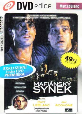 Mafiánský synek - DVD