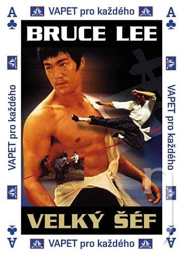 Velký šéf - Bruce Lee - DVD