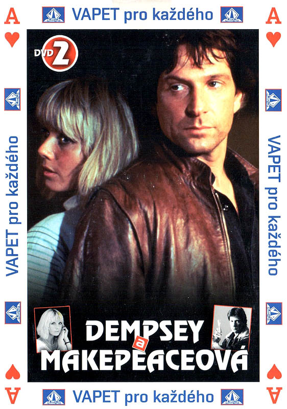 Dempsey a Makepeaceová 2 - DVD