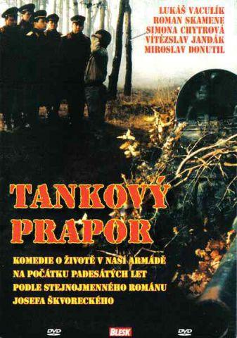 Tankový prapor ( pošetka ) DVD