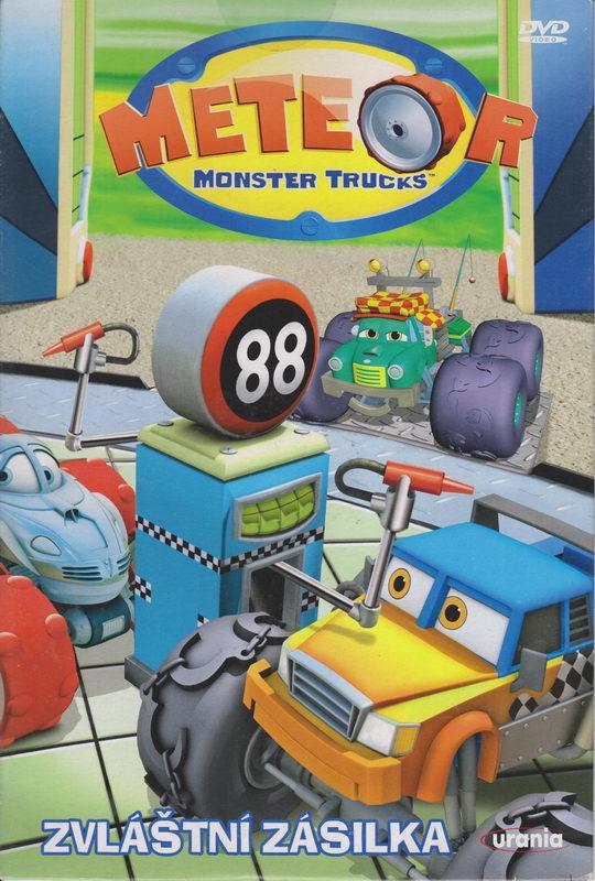 Meteor: Monster Trucks - Zvláštní zásilka - DVD