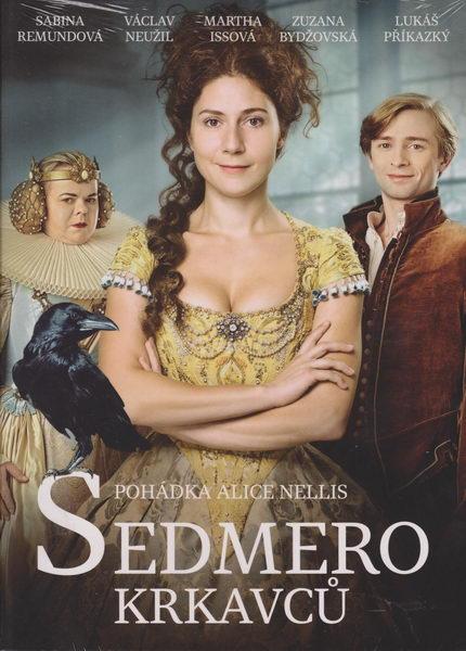 Sedmero krkavců ( plast ) - DVD