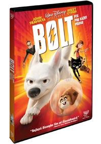 Bolt - pes pro každý případ - DVD