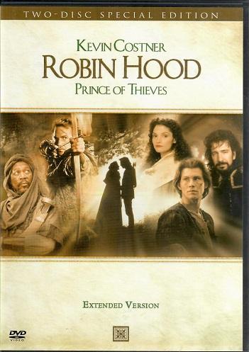Robin Hood - Král zbojníků ( originální znění s CZ titulky ) - DVD