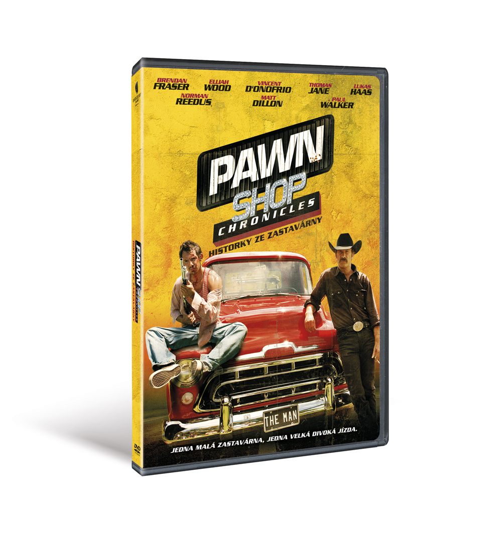 Pawn Shop Chronicles: Historky ze zastavárny - DVD