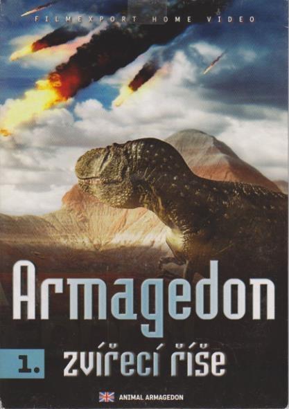 Armagedon zvířecí říše 1. - DVD