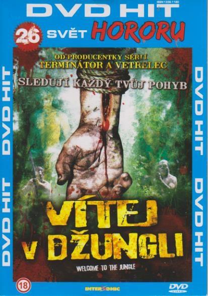 Vítej v džungli ( pošetka ) - DVD