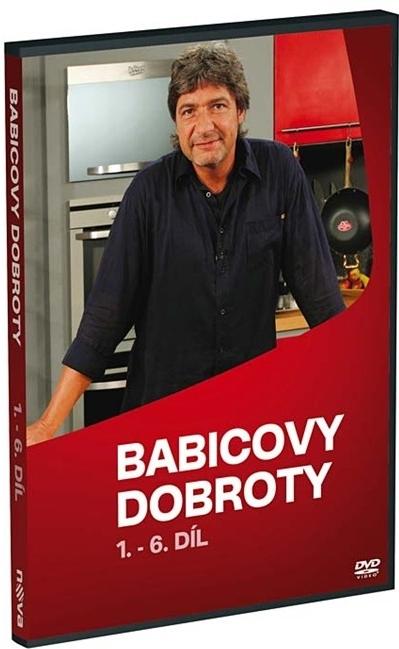 Babicovy dobroty 1. - 6. - díl - DVD
