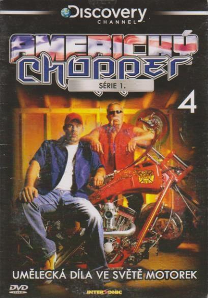 Americký Chopper série 1. díl 4 - DVD