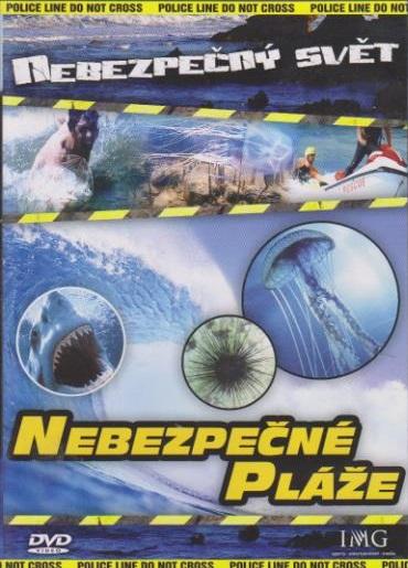 Nebezpečný svět - Nebezpečné pláže - DVD