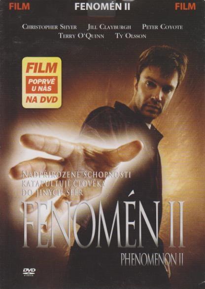 Fenomén II - DVD