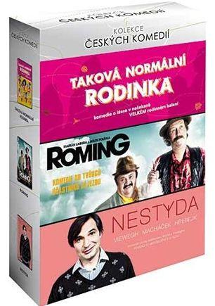Kolekce České komedie - 3DVD