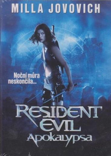 Resident Evil - Apokalypsa - DVD plast