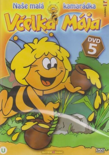 Včelka Mája DVD 5 ( plast ) DVD
